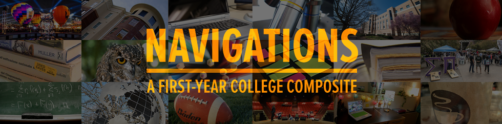 Navigations: A First-Year College Composite