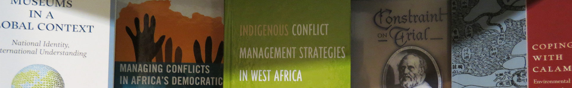 School of Conflict Management, Peacebuilding and Development