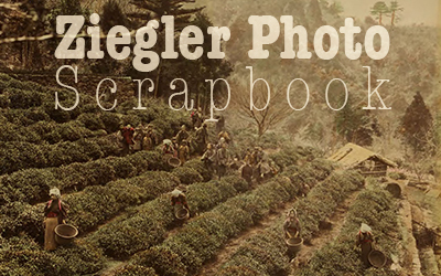 Ziegler Photo Scrapbook