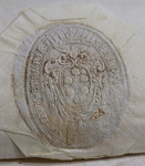 Seal Impression - Ferdinand, Grand Duke of Tuscany