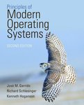 Principles of Modern Operating Systems, Second Edition by José M. Garrido, Richard Schlesinger, and Kenneth E. Hoganson