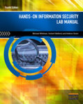 Hands-On Information Security Lab Manual, 4th Edition by Michael E. Whitman, Herbert J. Mattord, and Andrew W. Green