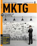 MKTG 8, 8th Edition by Charles W. Lamb, Joseph F. Hair, and Carl McDaniel