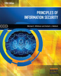 Principles of Information Security, 5th Edition by Michael E. Whitman and Herbert J. Mattord