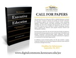 Call for Papers - Deadline Sept. 30