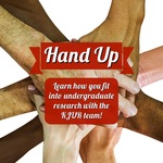 Hand Up with the Kennesaw Journal of Undergraduate Research: Learn How You Fit into Undergraduate Research