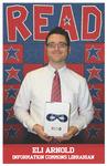 READ Poster - Eli Arnold, Information Librarian