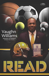 READ Poster - Vaughn Williams, Director of Athletics by Amy Thompson