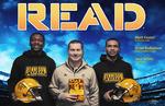READ Poster - Matt Foster, Coach Brian Bohannon, and Jace White