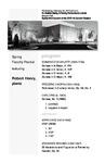 Spring Faculty Recital: Robert Henry, piano