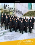 Kennesaw State University Men's Ensemble ACDA Conference