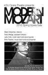 "2016 Spring Opera Gala, ""Modern Mozart"""