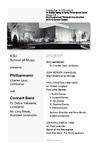 KSU Philharmonic and Concert Band