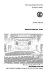 Junior Recital: Amanda Macon, flute