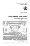 Senior Recital: Camille Hathaway, mezzo-soprano