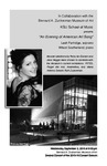 Faculty Recital: Leah Partridge, soprano,