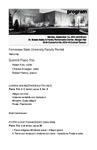 Faculty Recital: Summit Piano Trio