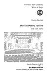 Senior Recital: Shannan O'Dowd, soprano