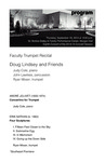 Faculty Recital: Doug Lindsey and Friends