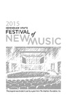 2015 Kennesaw State Festival of New Music