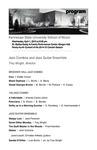 Jazz Combos and Jazz Guitar Ensemble