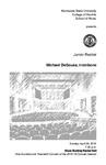 Junior Recital: Michael DeSousa, trombone