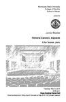 Junior Recital: Victoria Caracci, soprano