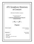 Atlanta Symphony Musicians in Concert