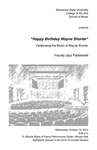Faculty Jazz Parliament Celebrating the Music of Wayne Shorter,