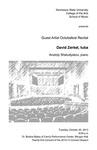 Guest Artist Octubafest Recital: David Zerkel, tuba with Anatoly Sheludyakov, piano