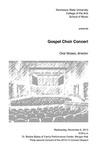 Gospel Choir Concert