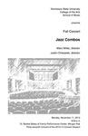 Jazz Combos Fall Concert