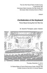 """""""Confederates at the Keyboard,"""" Piano Music During the Civil War Era"""