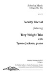 Trey Wright Trio