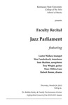 Faculty Jazz Parliament