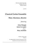 Classical Guitar Ensemble