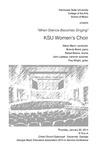 KSU Women's Choir,