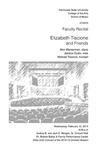 Faculty Recital: Elizabeth Tiscione and Friends
