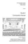 Student Compostiton Recital