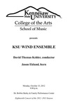 KSU Wind Ensemble