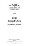 KSU Gospel Choir