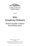 KSU Symphony Orchestra
