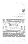 Senior Recital: Delaney Rogers, soprano