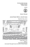 Senior Recital: Jarod Dylan Boles, double bass