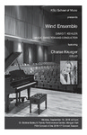 Wind Ensemble featuring Charae Krueger, cello