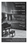 Faculty Recital: John Warren and Friends