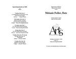 Faculty Recital: Melanie Fuller, flute by Melanie Fuller, Christy Lambert, and Mary Akerman