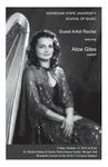 Guest Artist: Alice Giles, harp