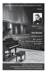 Faculty Recital: Robert Henry, piano,