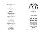 The Griffin String Trio